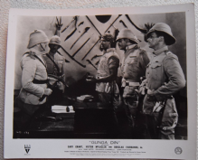 Gunga Din, Original Movie Still, Cary Grant, Douglas Fairbanks Joan Fontaine 39